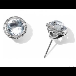 Brighton Iris Stud Earrings